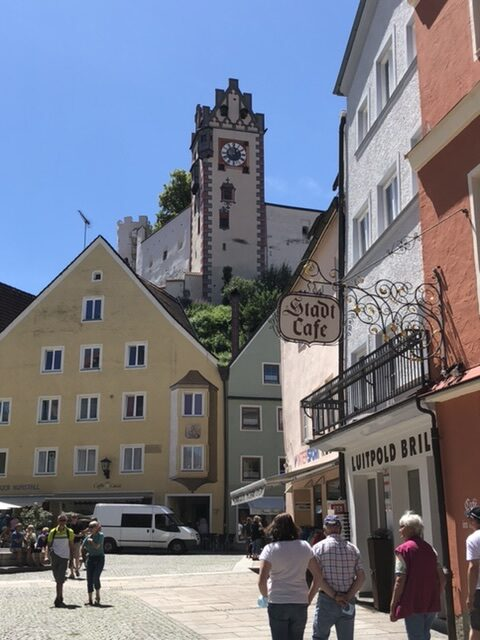 Altstadt in Füssen