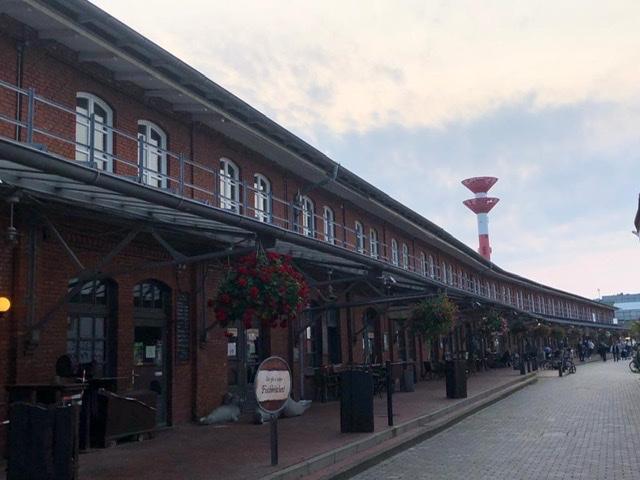 Restaurants am Alten Fischereihafen Bremerhaven